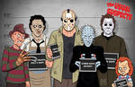 Usual Suspects - Slasher Edition