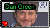 Dan Green Stamp by Dan-Green-Club