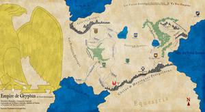 Map: Empire of Gryphus