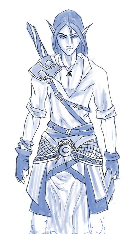 Ferron Sketch