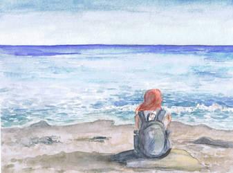 Sea Breeze by MerryMei