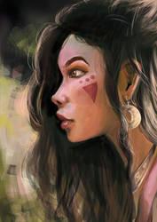 indigenous by MerryMei