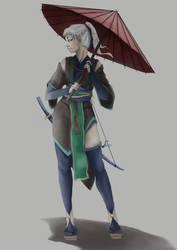 Ninja by MerryMei