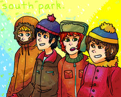 Goin' down to South Park