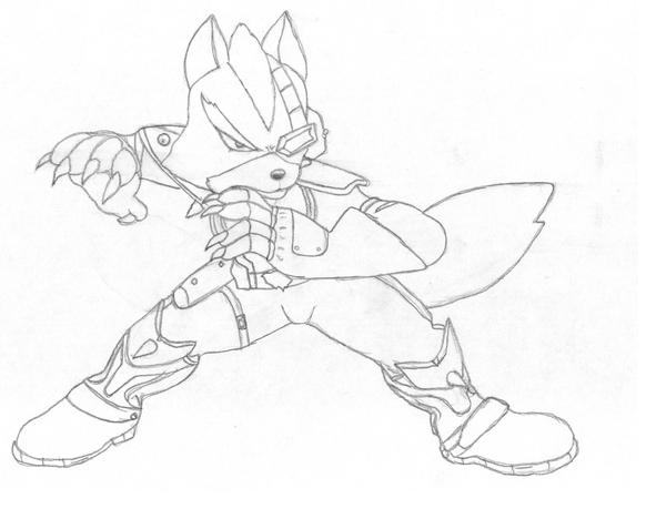 star fox coloring pages | Coloring Pages