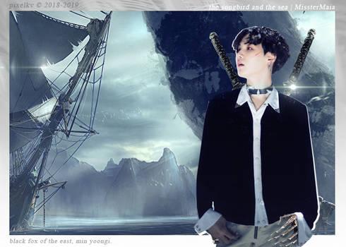 The Songbird and the Sea | Captain - Min Yoongi