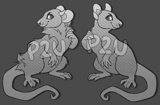 P2U Rat Base - $1