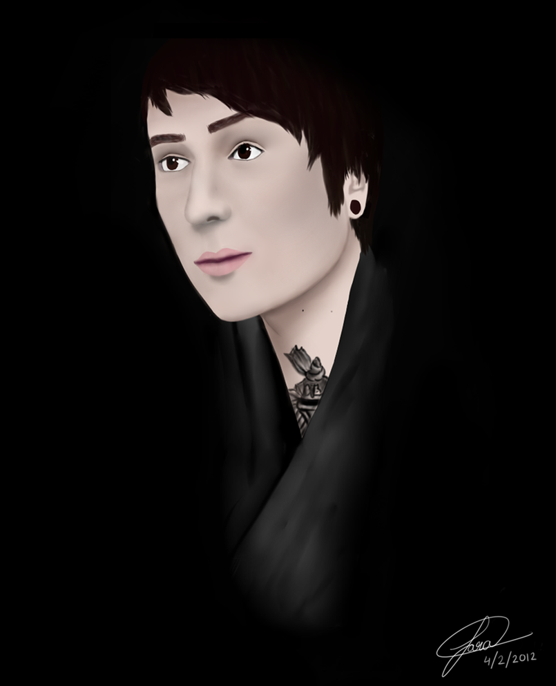 James Cassells by elyxian