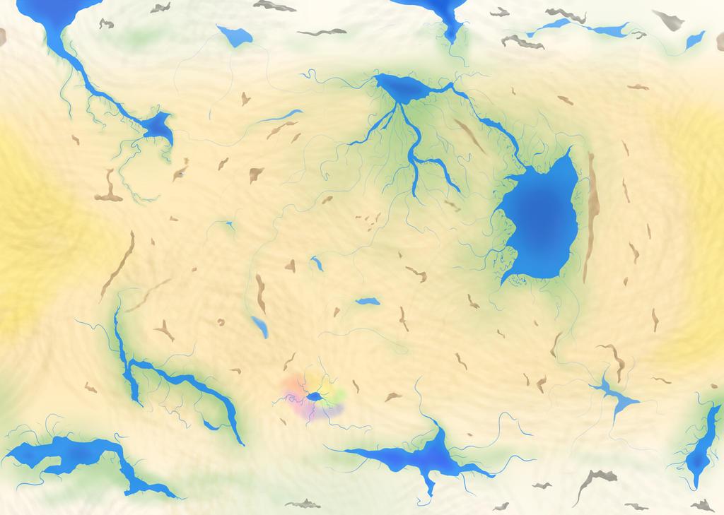 PLANET ZANNON WORLD MAP - WIP by Shen-fn-Woo on DeviantArt