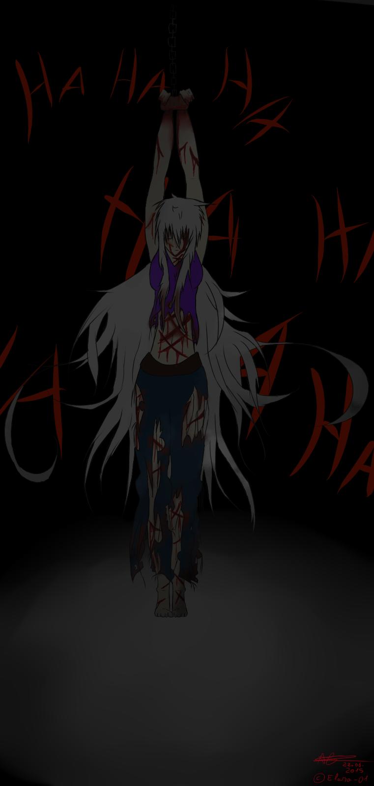 Elana - Bad situation by Elana-01