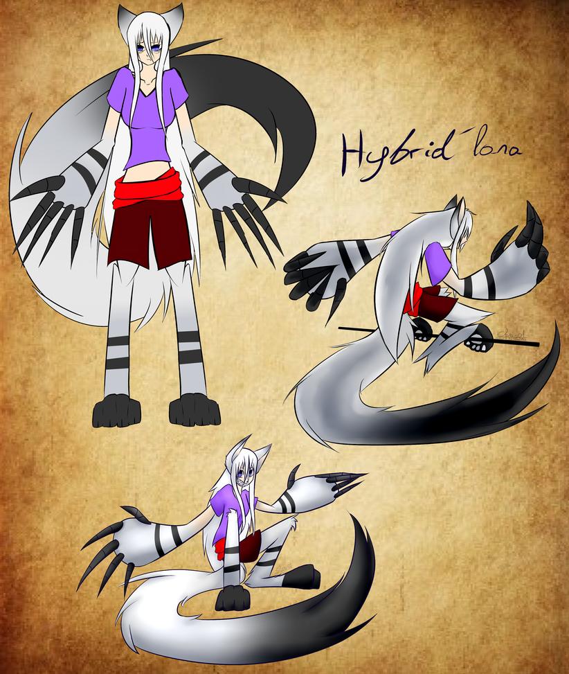 Hybrid'lana by Elana-01