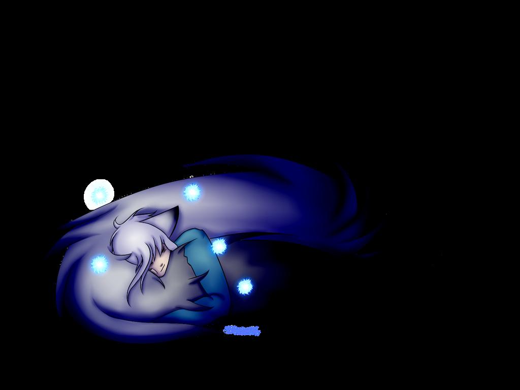 Sleep cat!ELana by Elana-01