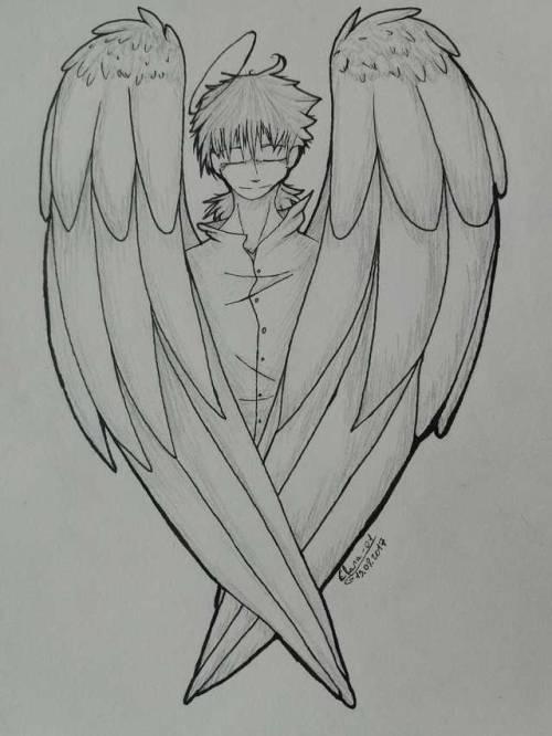 Lance (again) by Elana-01
