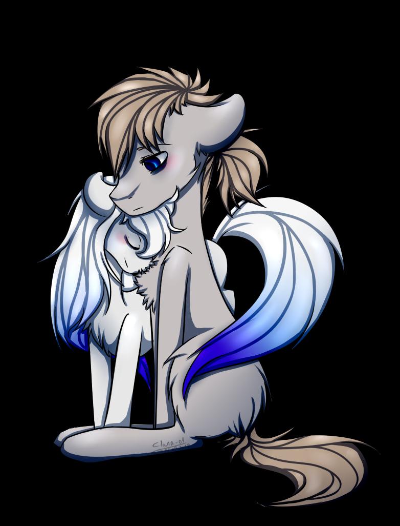 Mlp - fluffy ponies by Elana-01