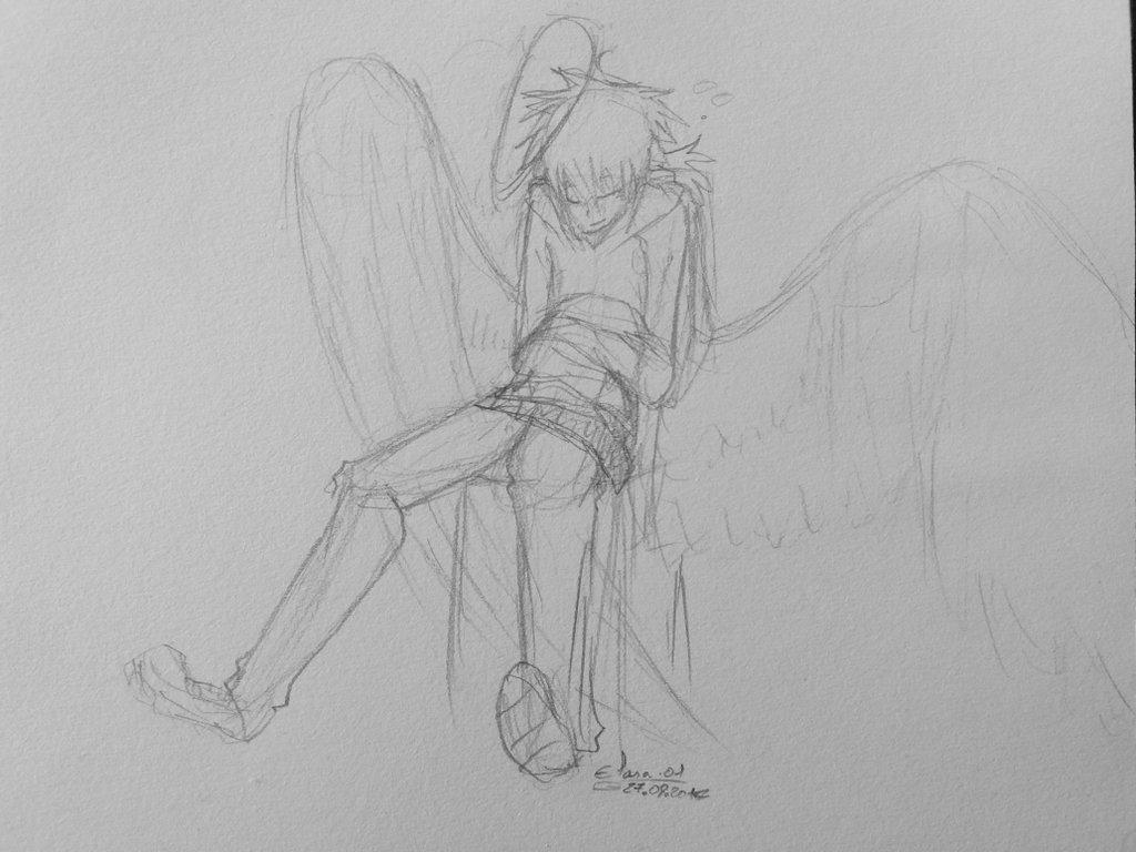Asleep Lance by Elana-01
