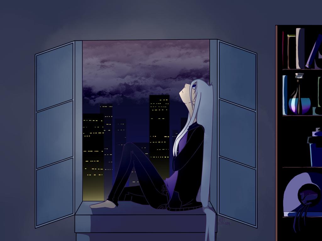 reflexion by Elana-01