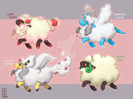 [CLOSED] Wooloo Adopt Batch!