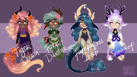 [CLOSED] Archane Adopts