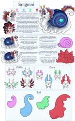 Snigmni | Pet Species Guide