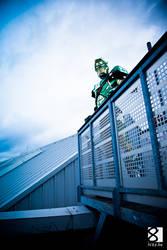 Iron Lantern by kn8e