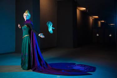 Elsa - Frozen by kn8e