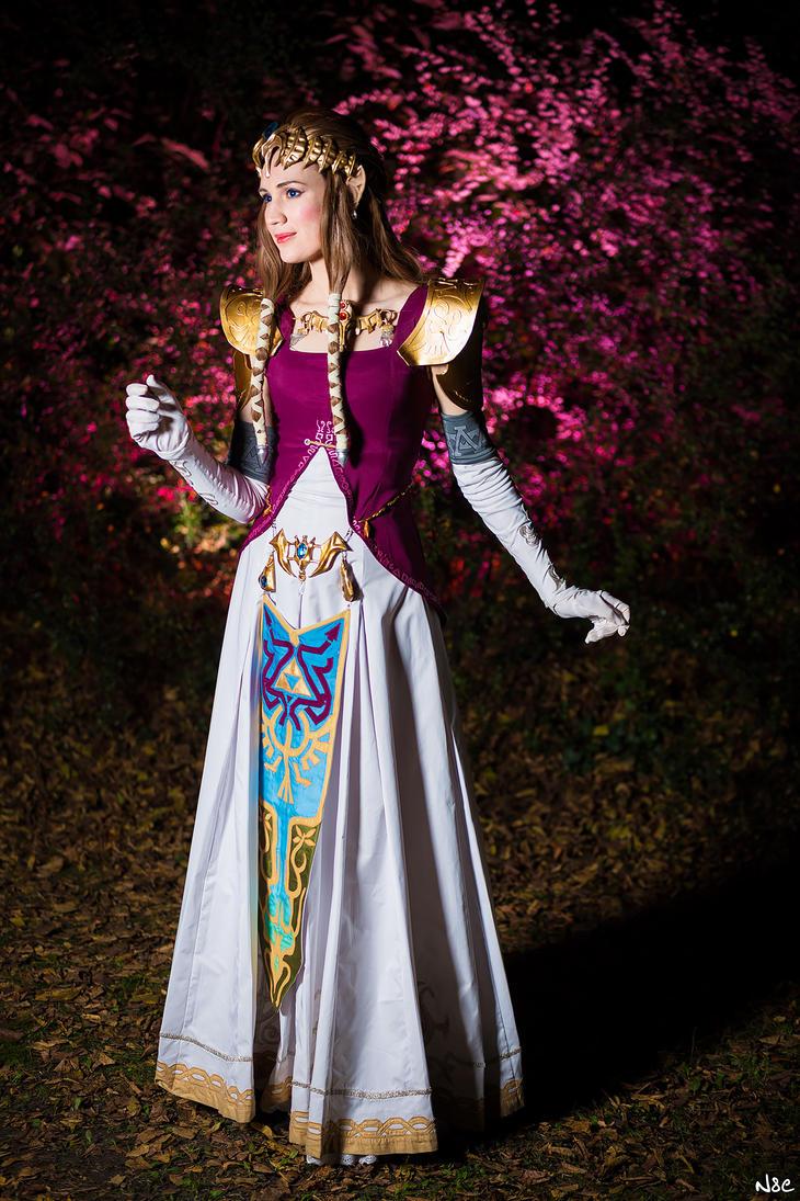 Princess Zelda by kn8e