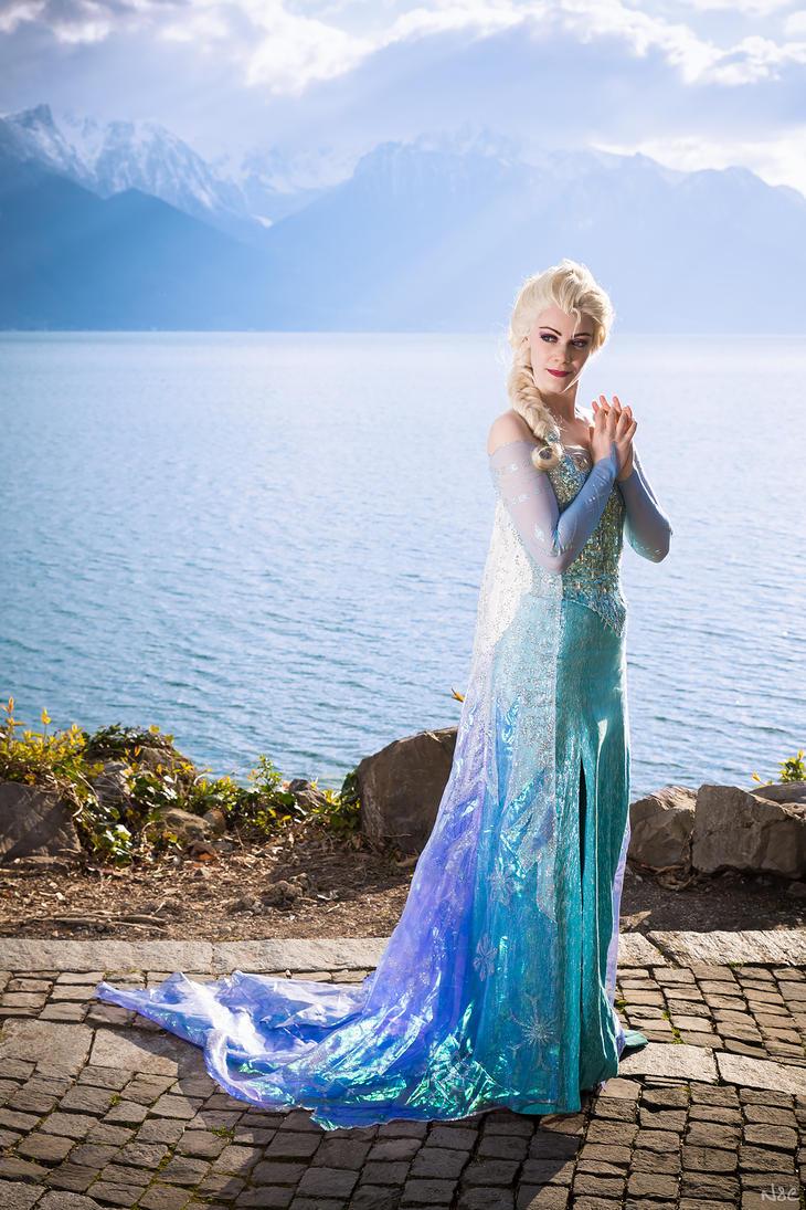 Elsa-Frozen by kn8e