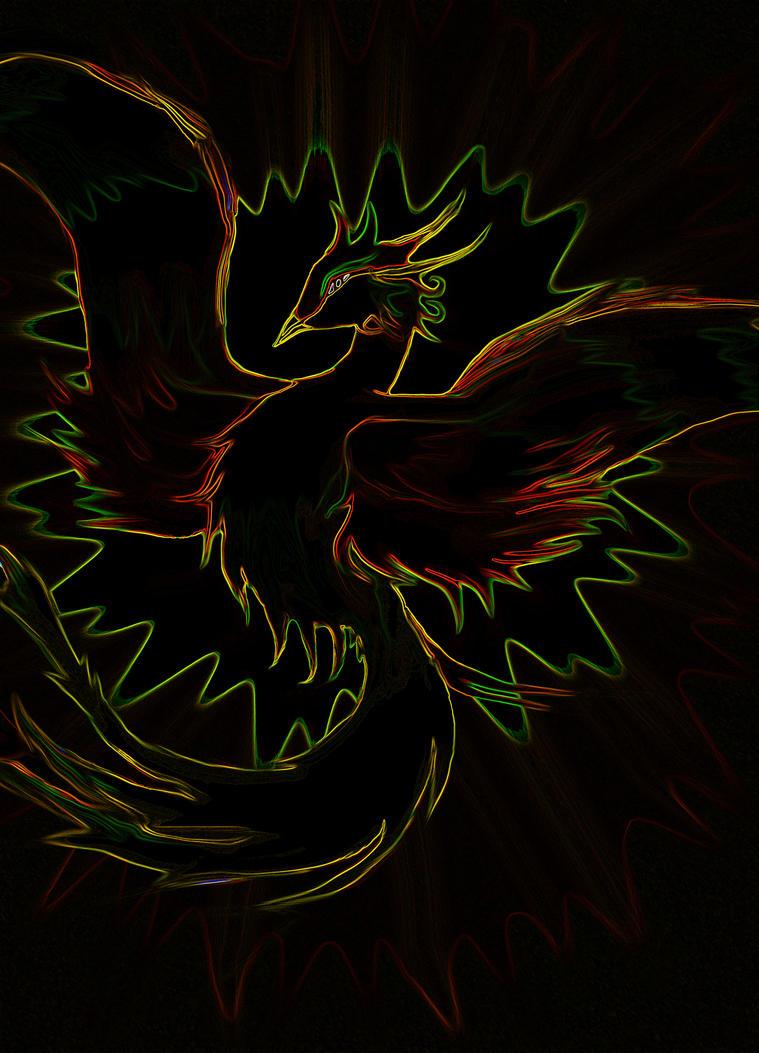 Phoenix glow by Amazoniai