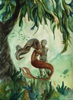 The Little Mermaid by AmeliaEaton