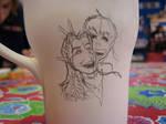 Mystic View Mug sketched 2