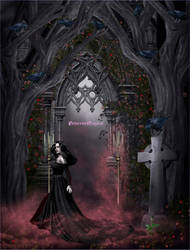 A Gothic Tale: The Mystery by PrincessMagical