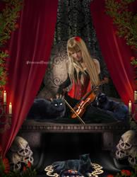A Little Throne Music, My Dear