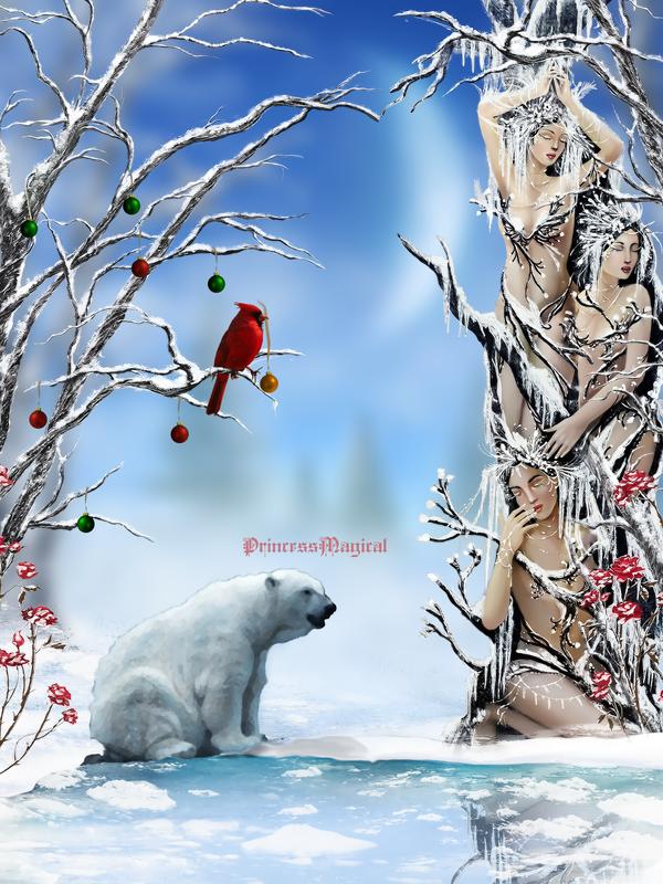 Winter Wonderland by PrincessMagical