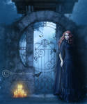 Halloween night by PrincessMagical