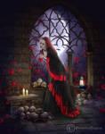 Vampire in the Castle