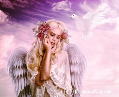 Holy Spirit by PrincessMagical