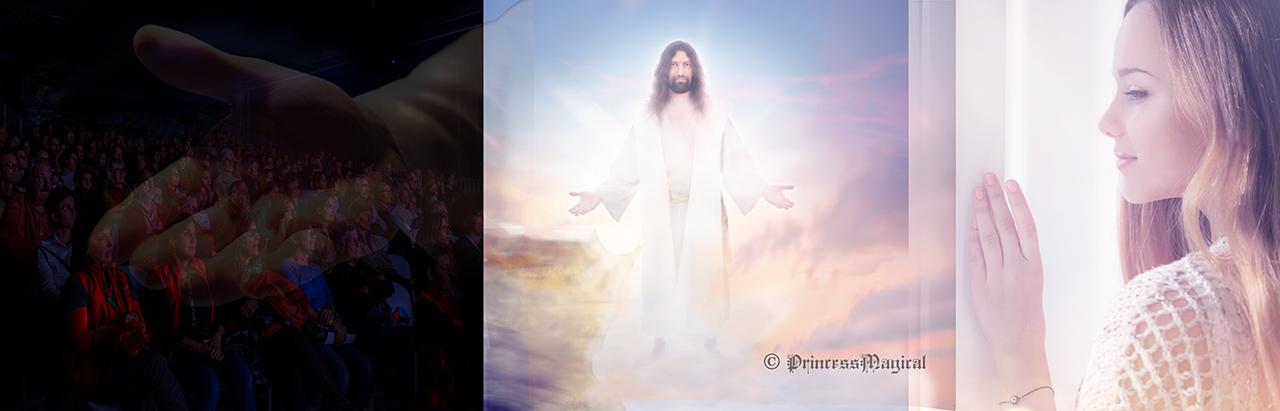 Jesus is calling
