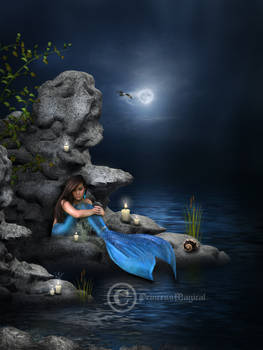 The enchantment of a mermaid's cove II