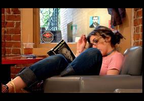 engrossed by superladysarah