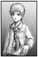 Aisuke Izumi by H0lyhandgrenade
