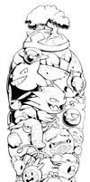 Pokemon Sleeve
