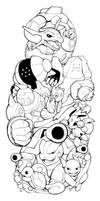 Pokemon Sleeve 4