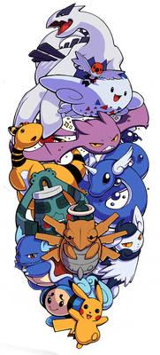 Pokemon Sleeve 5