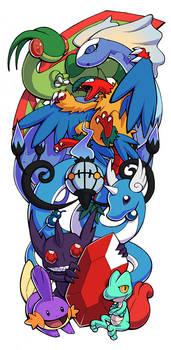 Pokemon Sleeve 7