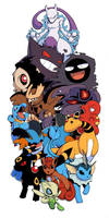Pokemon Sleeve 8