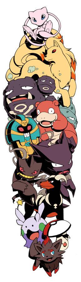 Pokemon Sleeve 9