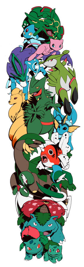 Pokemon Sleeve 10