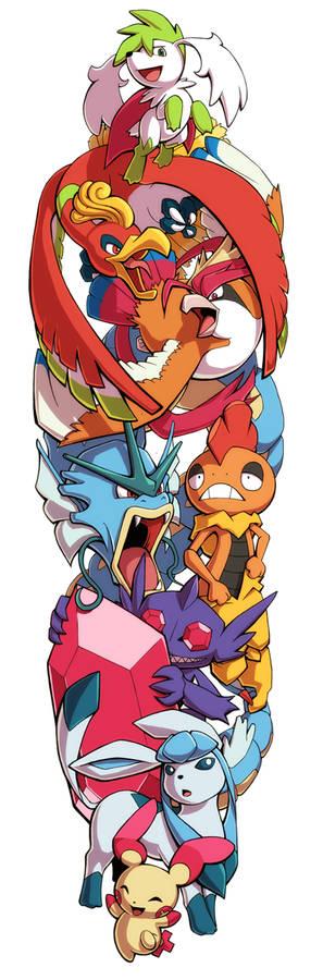 Pokemon Sleeve 11