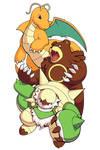 Pokemon Sleeve 12