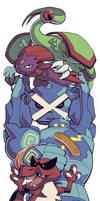 Pokemon Sleeve 15